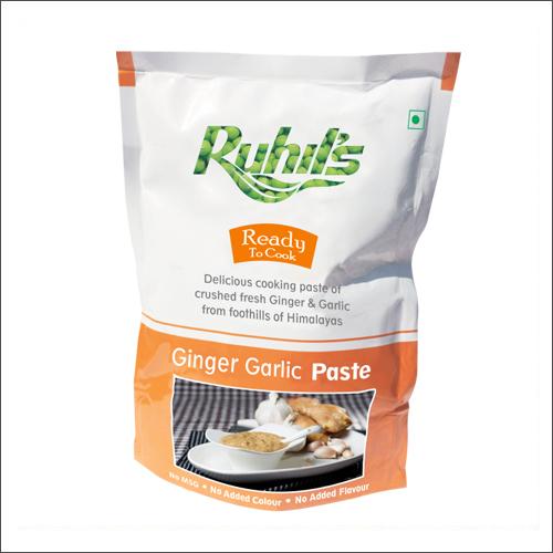 Ginger Garlic Paste